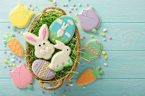 Broadstairs Easter Recipes