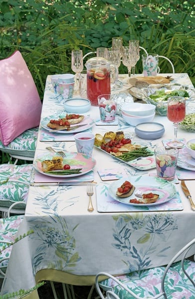 Laura Ashley Outdoor Homeware